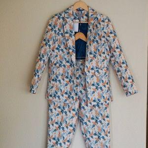 ASOS Floral Suit